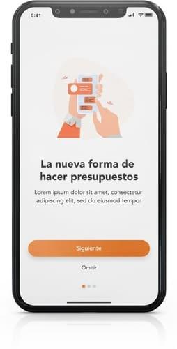 Usando app Prexyou